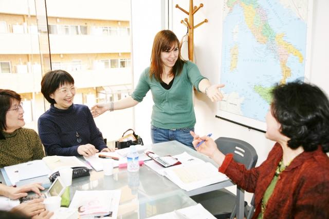 本格的に勉強したい、イタリア語スクール、イタリア語教室、イタリア語学校、イタリア語レッスン、東京都杉並区
