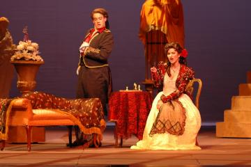 オペラのためのイタリア語講座の画像