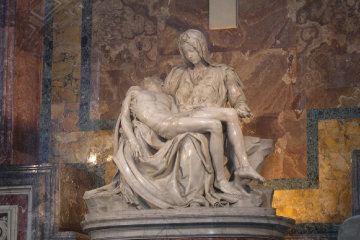 イタリア美術の画像