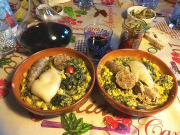 イタリア伝統料理の画像