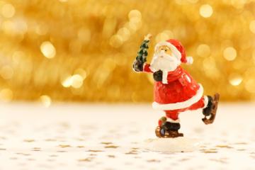 ピアッツァイタリアのクリスマスの画像