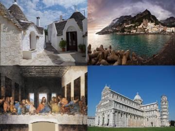 イタリアの世界遺産 Numero.1の画像