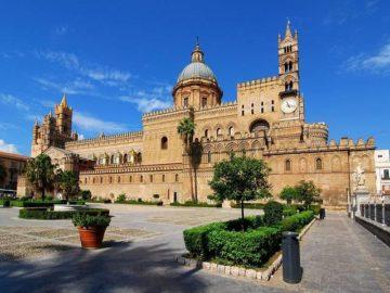 パレルモの美しい大聖堂・礼拝堂の画像