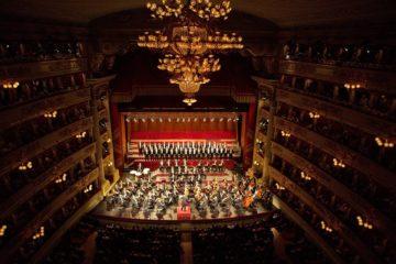 ミラノ スカラ座 ~Teatro alla Scala~の画像