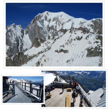 Monte Bianco: bello o gustoso?の画像